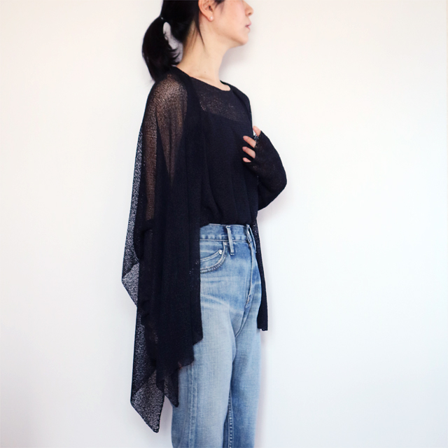 Alwaid[アルワイド] オールカバー袖付きストール
