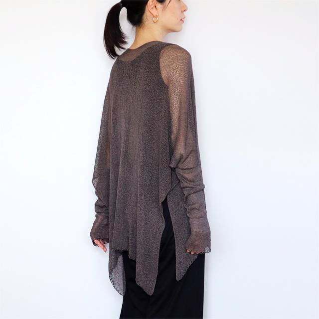 Alwaid[アルワイド] オールカバー袖付きストール / ディープフォレスト・グレー