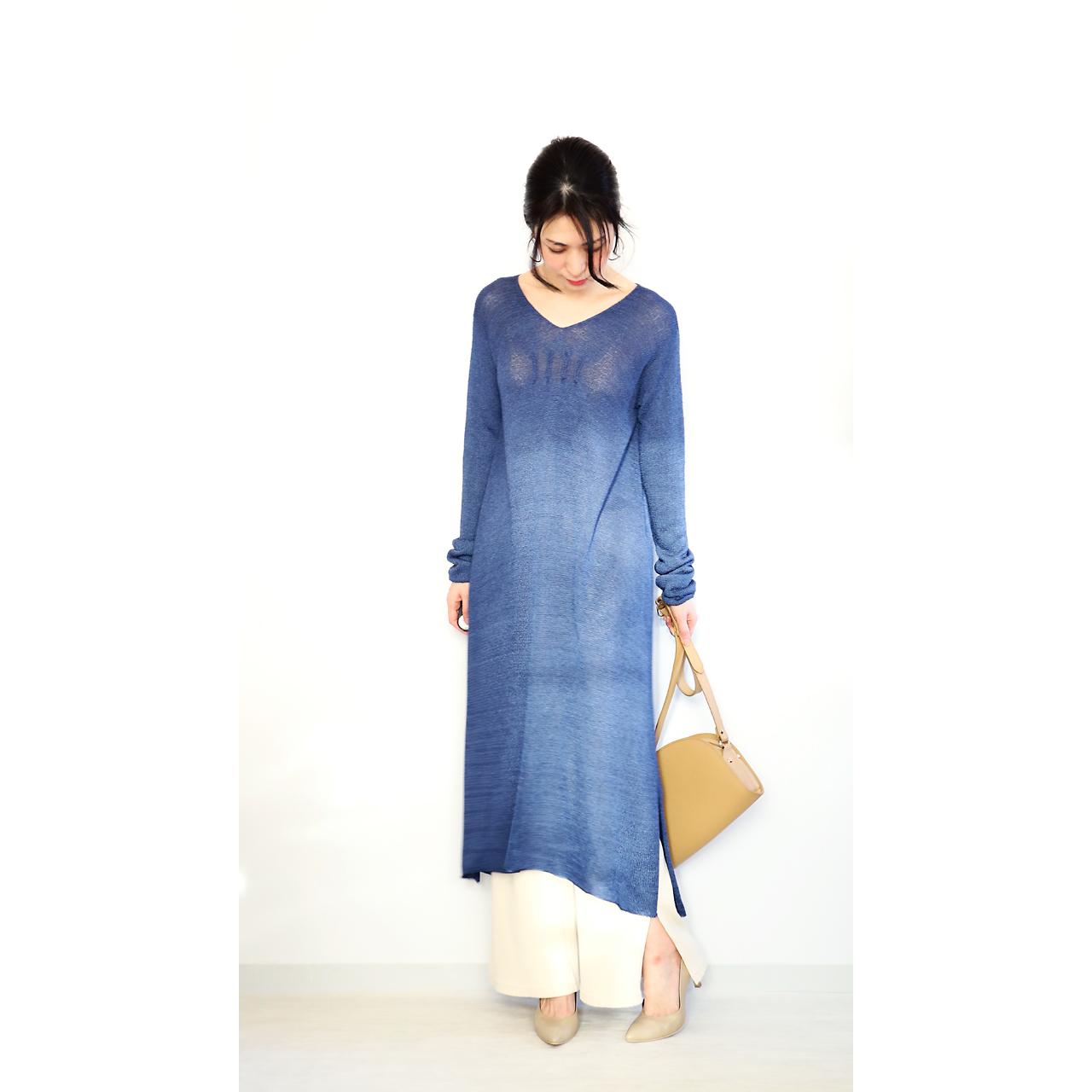 Celaeno[ケラエノ] タック・ワンピース / ナイト・ブルー